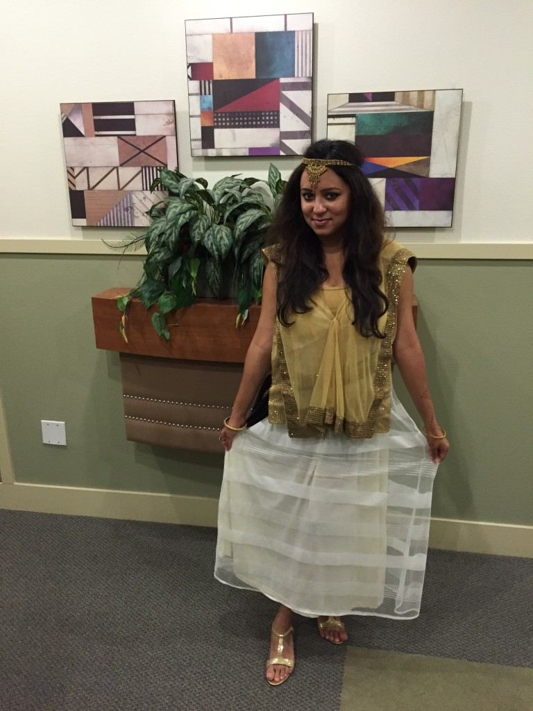 halloween greek goddess diy costume