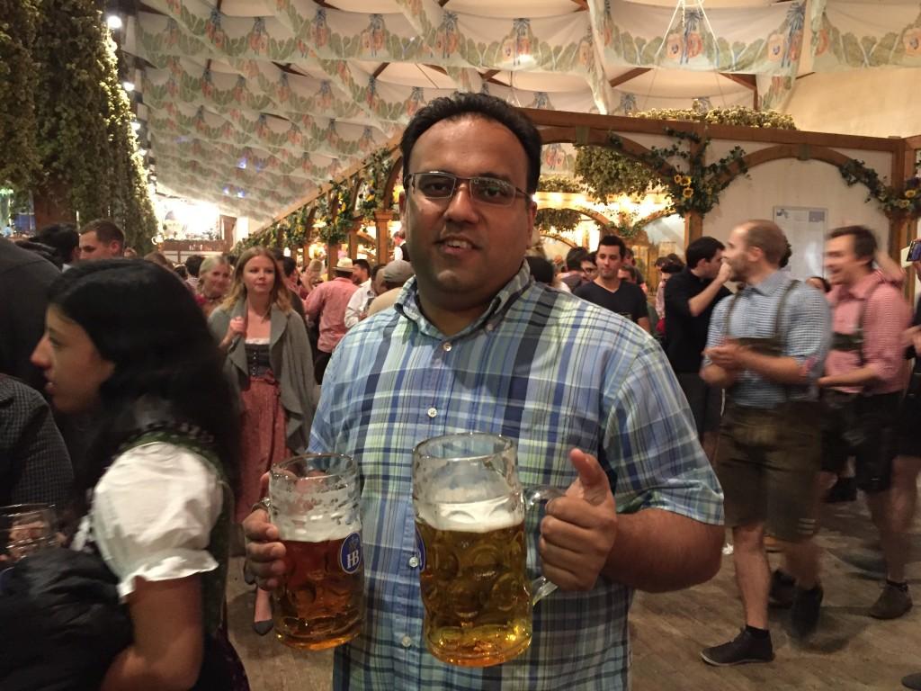 Beer oktoberfest